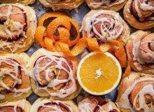 Ślimaczki pomarańczowe - ugotuj