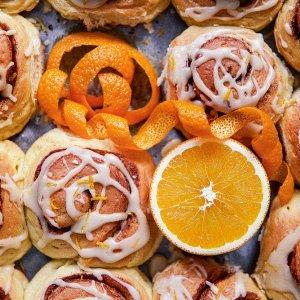 Ślimaczki pomarańczowe
