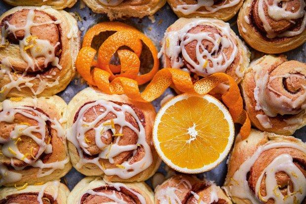 Cytrusowe słodkości - w sam raz na karnawał!
