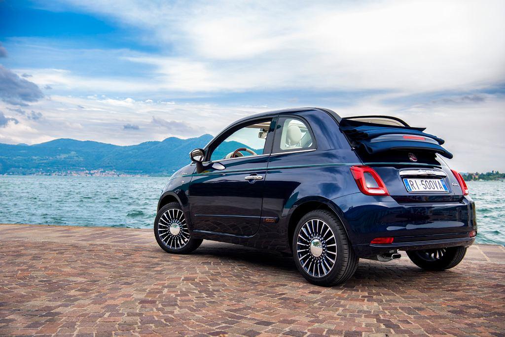 Fiat 500 Riva Edition