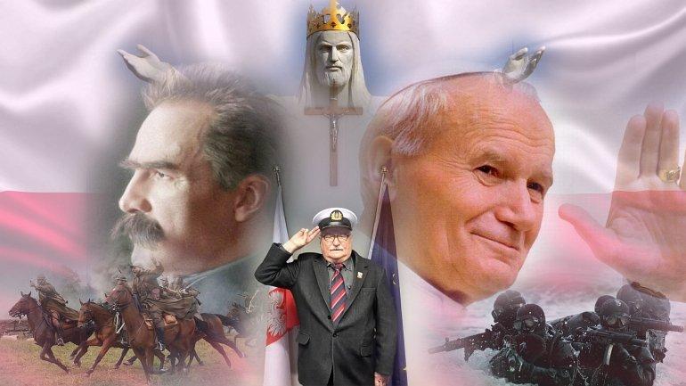 Lech Wałęsa na Wykopie