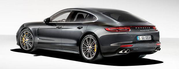 Porsche Panamera 2016 | Pod każdym względem lepsza