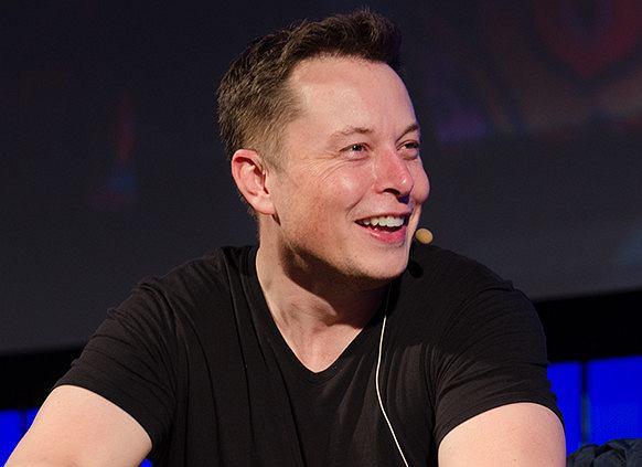 Elon Musk. Fot. Wikimedia Commons