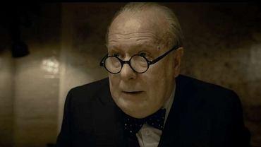 Gary Oldman jako Winston Churchill w filmie 'Czas mroku'