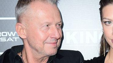 Bogusław Linda pojawił się na premierze filmu