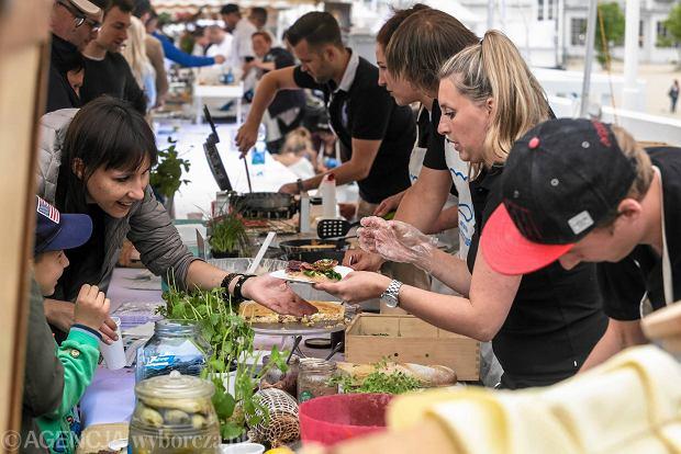Zdjęcie numer 3 w galerii - Kulinarne święto smakoszy na Molo w Sopocie. Co można zjeść na Slow Fest Sopot?