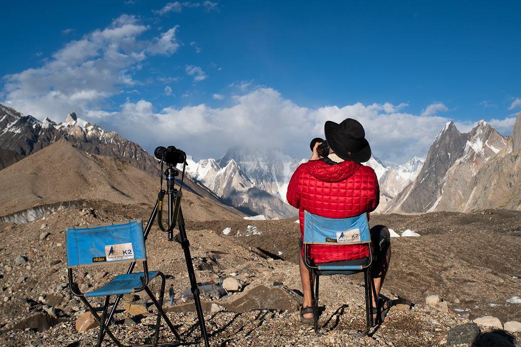 Można wziąć udział w wyprawie fotograficznej pod K2