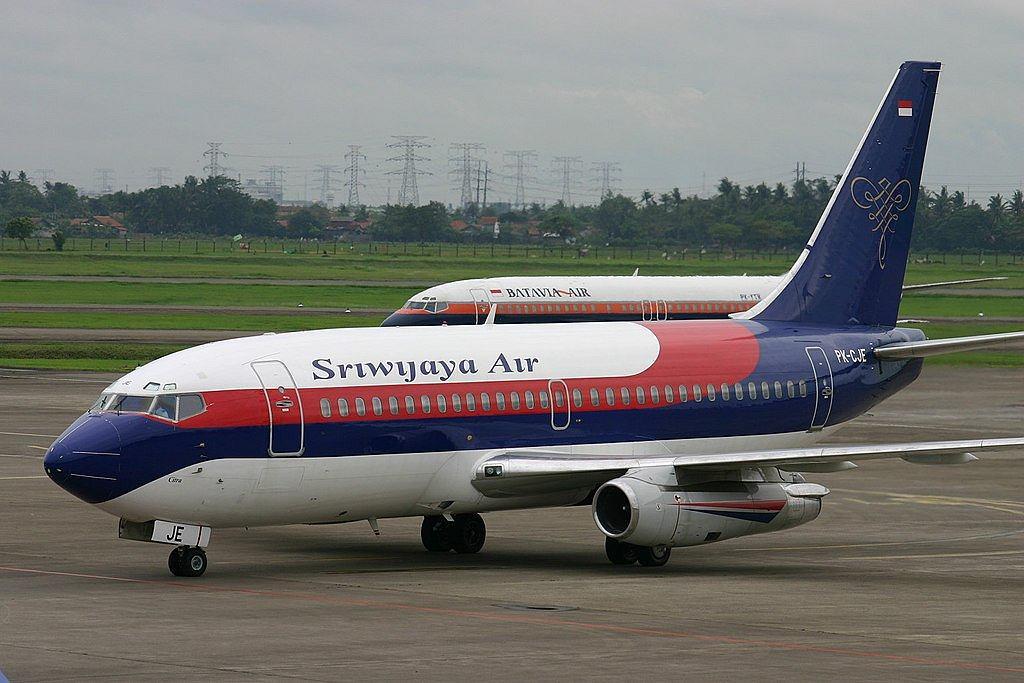 Boeing 737 linii Sriwijaya Air