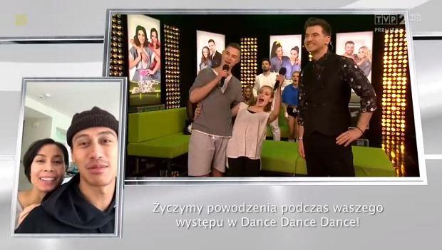 'Dance dance dance'