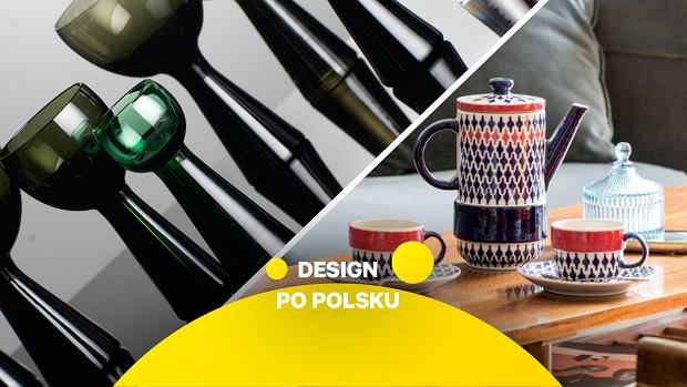Polski design na stół. Ceramika i szkło inspirowane wzorami przeszłości