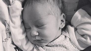 Córka Anny Korcz, Anna Korcz urodziła syna!