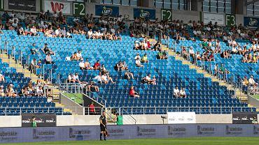 Arena Lublin. Mecz finałowy Lechia Gdańsk - Hannover 96