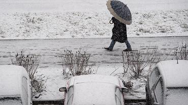 Pogoda. IMGW prognozuje 'atak zimy' i opady śniegu (zdjęcie ilustracyjne)