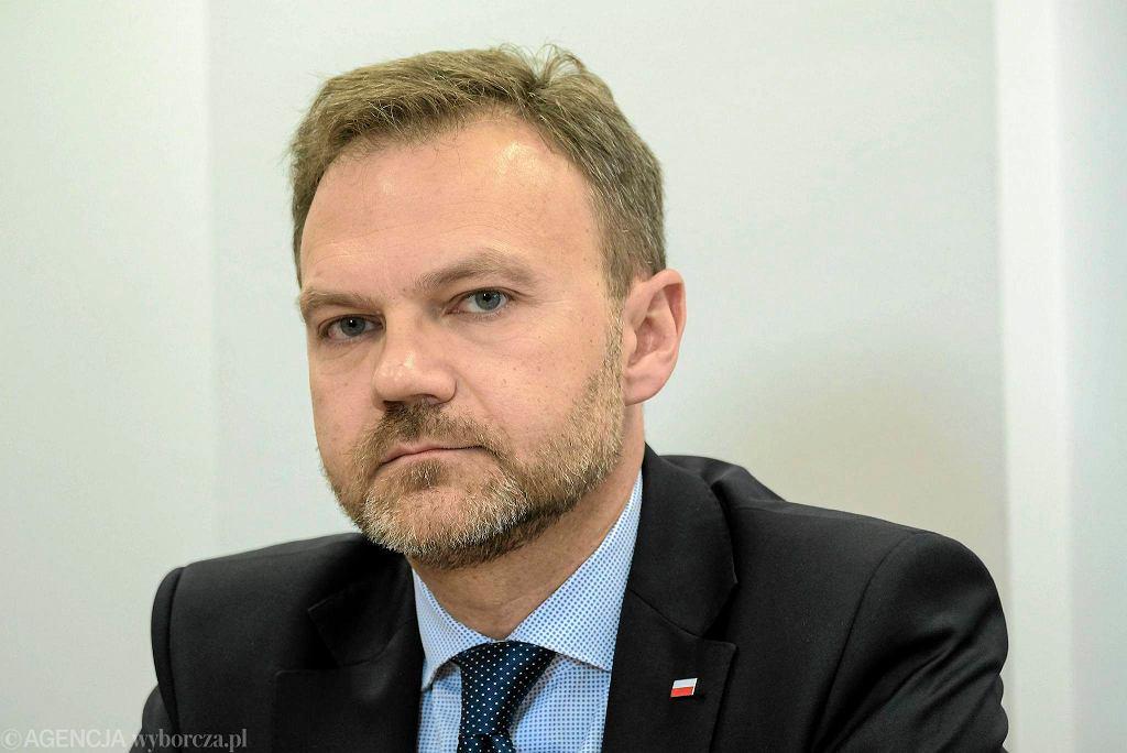 Artur Warzocha, senator PiS