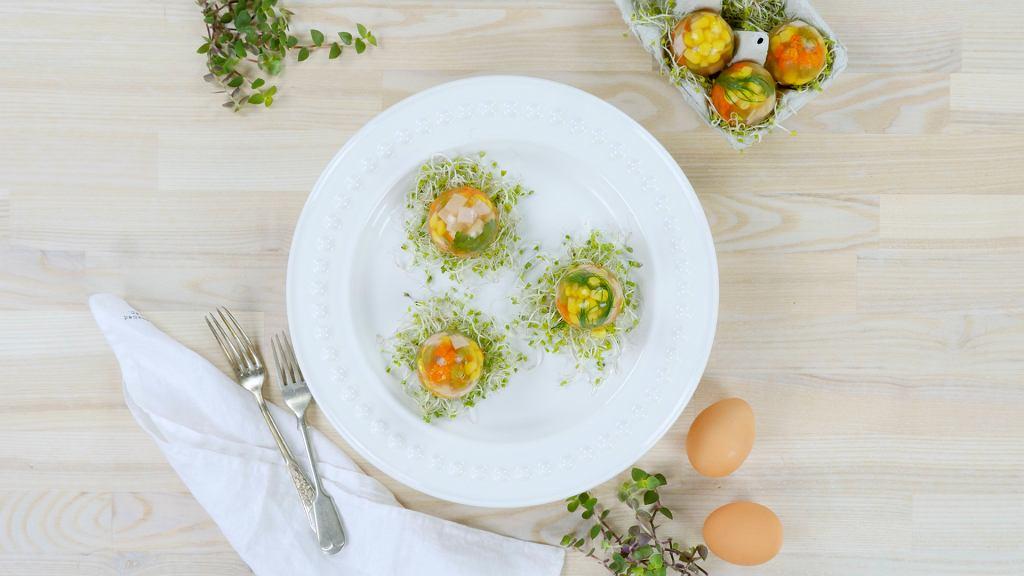 Jajka w wydmuszkach