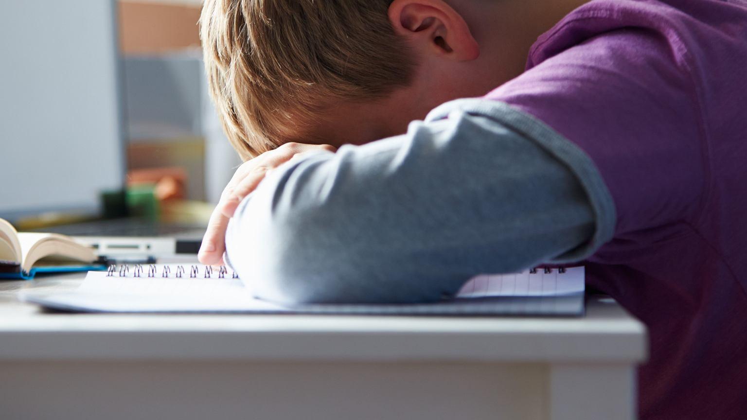 Dzieci i nastolatki trafiają dziś do specjalistów w fazie ostrego psychicznego kryzysu