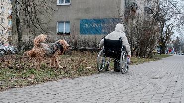 Morawiecki punktuje program dla niepełnosprawnych.