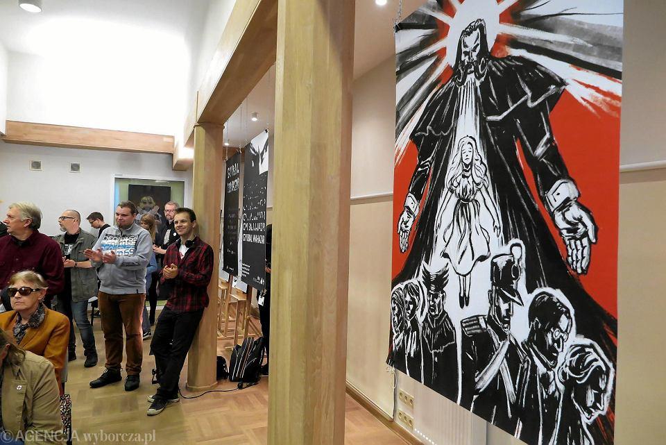 Zdjęcie numer 7 w galerii - Studenci z polsko-japońskiej szkoły zainspirowani Themersonem i Witkacym [FOTO]