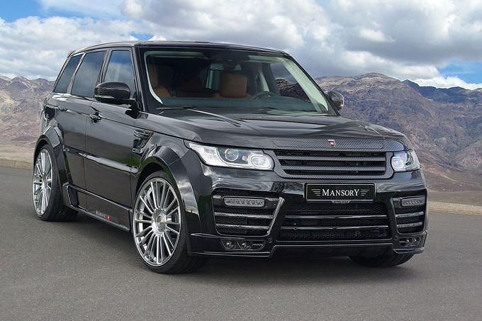 Mansory Range Rover Sport