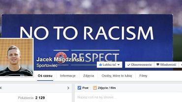 Profil Jacka Magdzińskiego