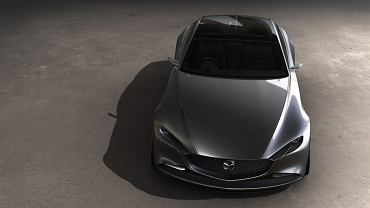 Mazda Vision Coupe Concept