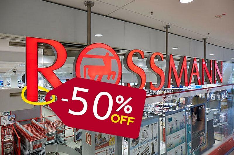 W Rossmanie czeka nas kolejna ciekawa promocja