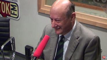 """Jacek Rostowski w """"Poranku Radia TOK FM"""""""
