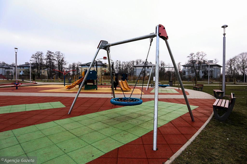 Park Magiczny na Białołęce