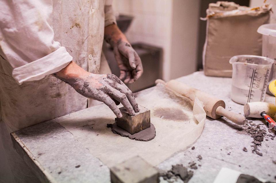 ASHka to ceramika z popiołu.