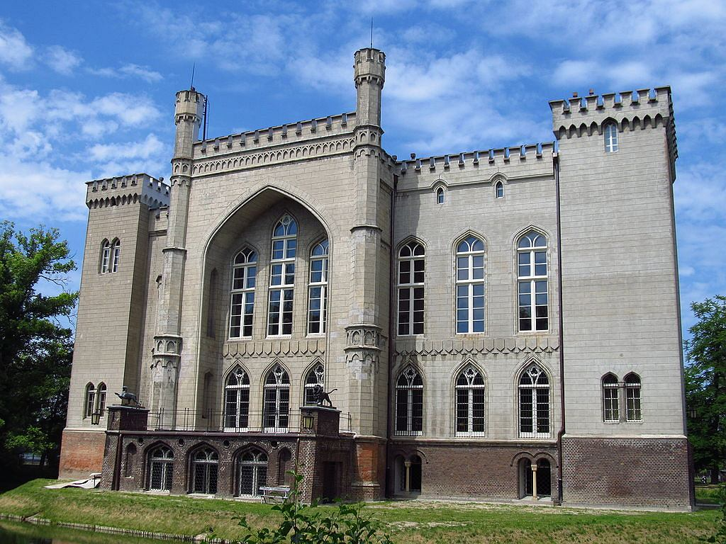 Zamek w Kórniku / Wikimedia CC BY-SA 3.0