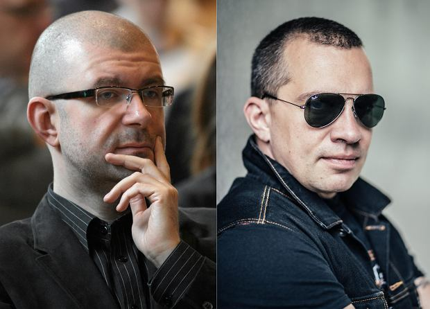 Jacek Dukaj, Łukasz Orbitowski