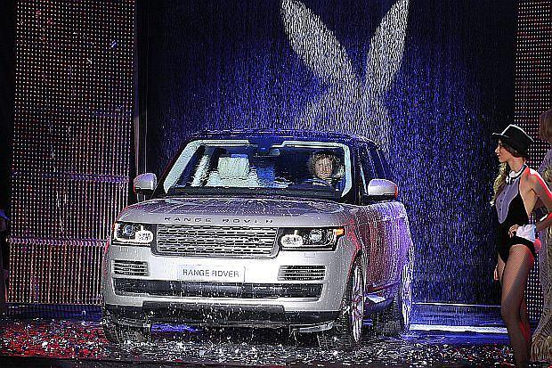 Samochód Roku Playboya 2013