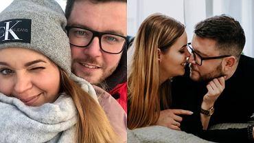 Agnieszka i Wojtek ze 'Ślubu od pierwszego wejrzenia'