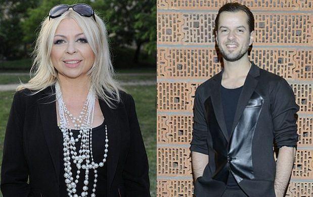Violetta Arlak i Krzysztof Hulboj