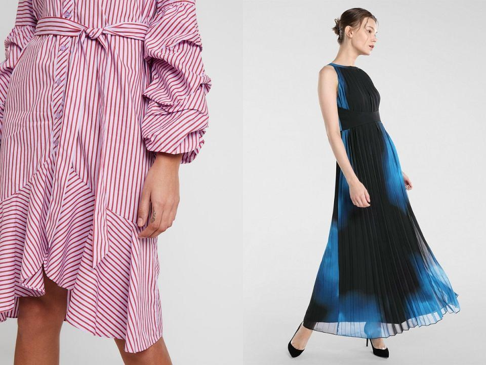 sukienki dla kobiet po 50tce
