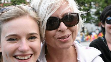 Marta Chodorowska i Violetta Arlak