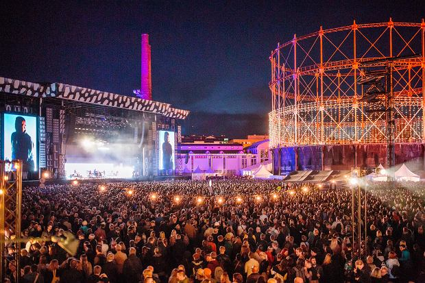 Flow Festival w Helsinkach 2016