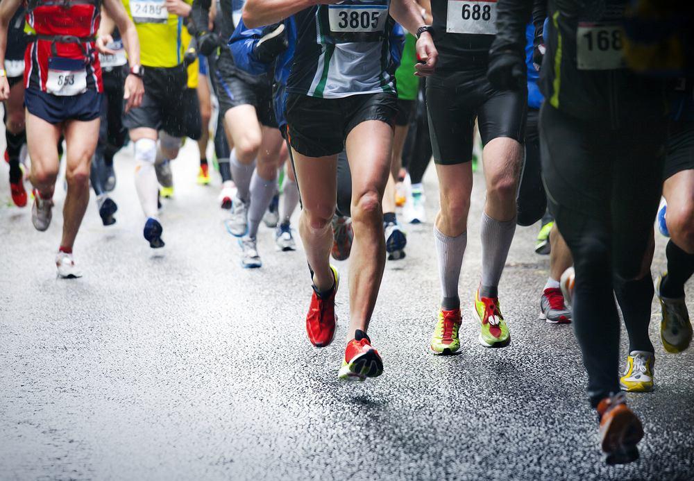 Bieg na 20 km.