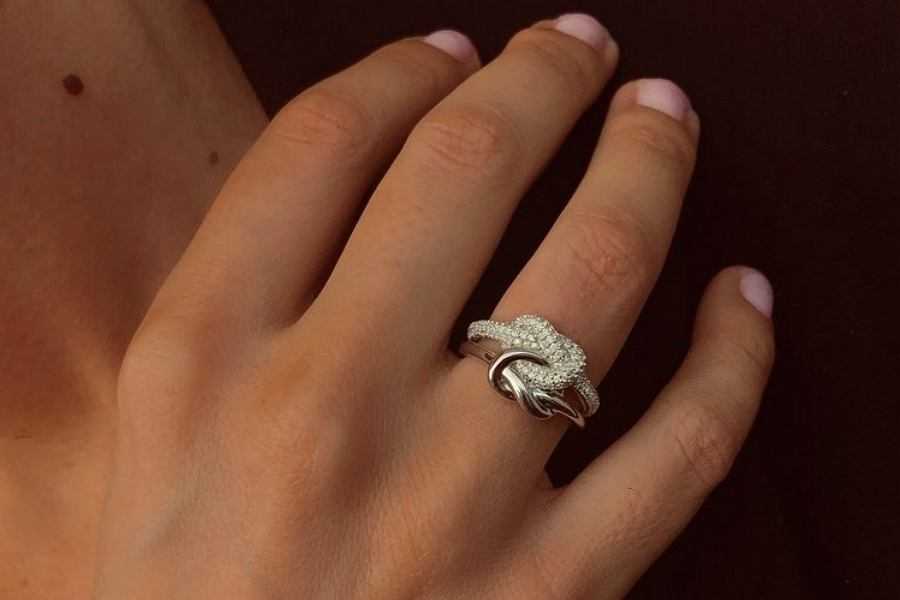 pierścionek les favorites paris