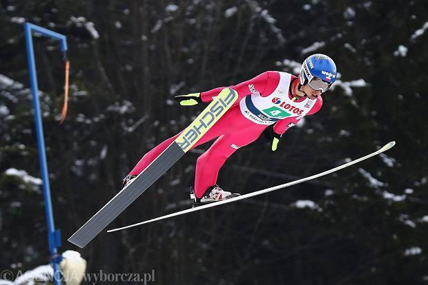 Skoki narciarskie. Maciej Kot: Wrócił stary Maciek - walczak