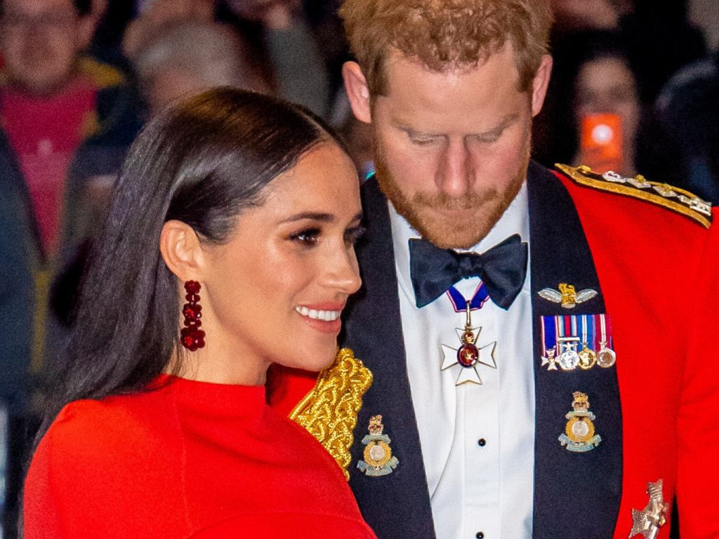 Meghan Markle, książę Harry