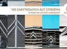 Noc Muzeów 2019 z Citroenem - motoryzacyjny piknik i parada klasycznych aut