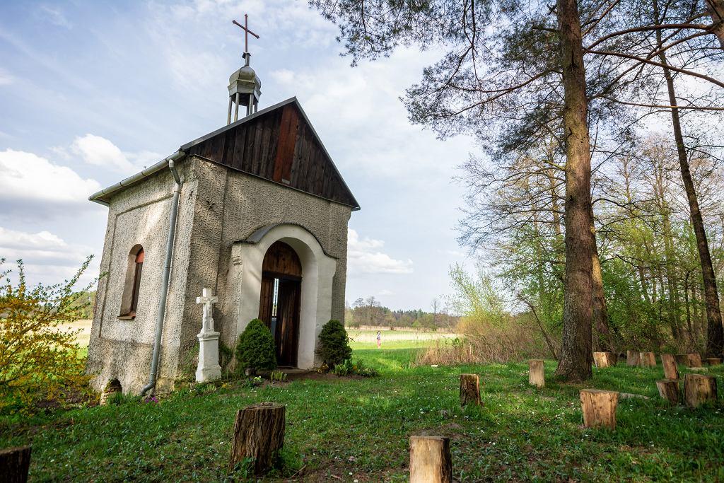 Kapliczka w Gorajcu