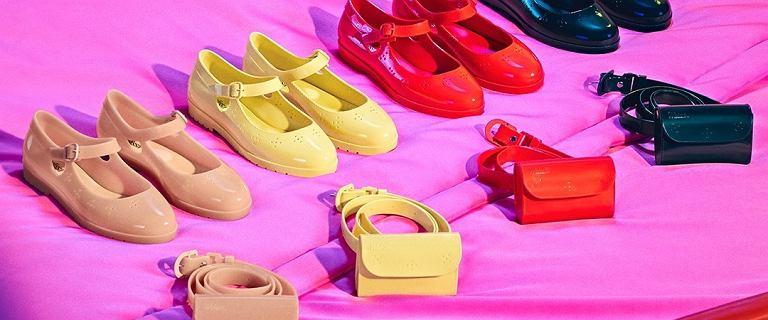 Wielka wyprzedaż butów Melissa. Gumowe obuwie nawet 70% taniej!