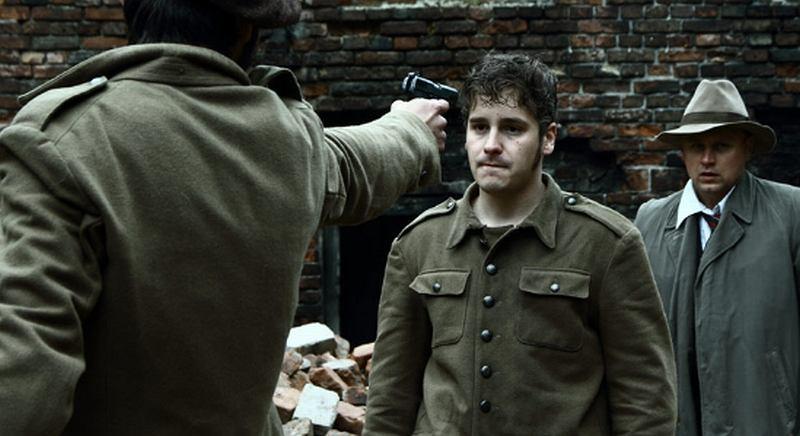 Kadr z filmu ''Historia Roja''