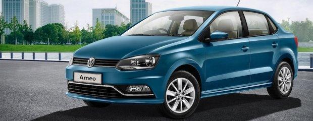 Volkswagen Ameo | Sedan na podbój Indii