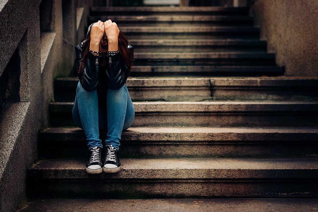 Szacuje się, że depresja dotyka 20 proc. nastolatków