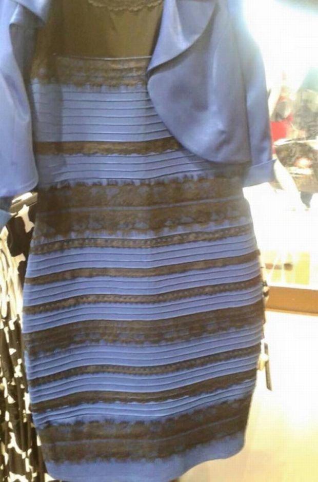 Oryginalne zdjęcie sukienki