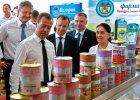 Rosja rozszerza żywnościowe embargo. Ukraina zapłaci za eurointegrację