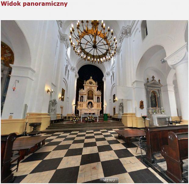 Swaugustyn.pl, widok panoramiczny.